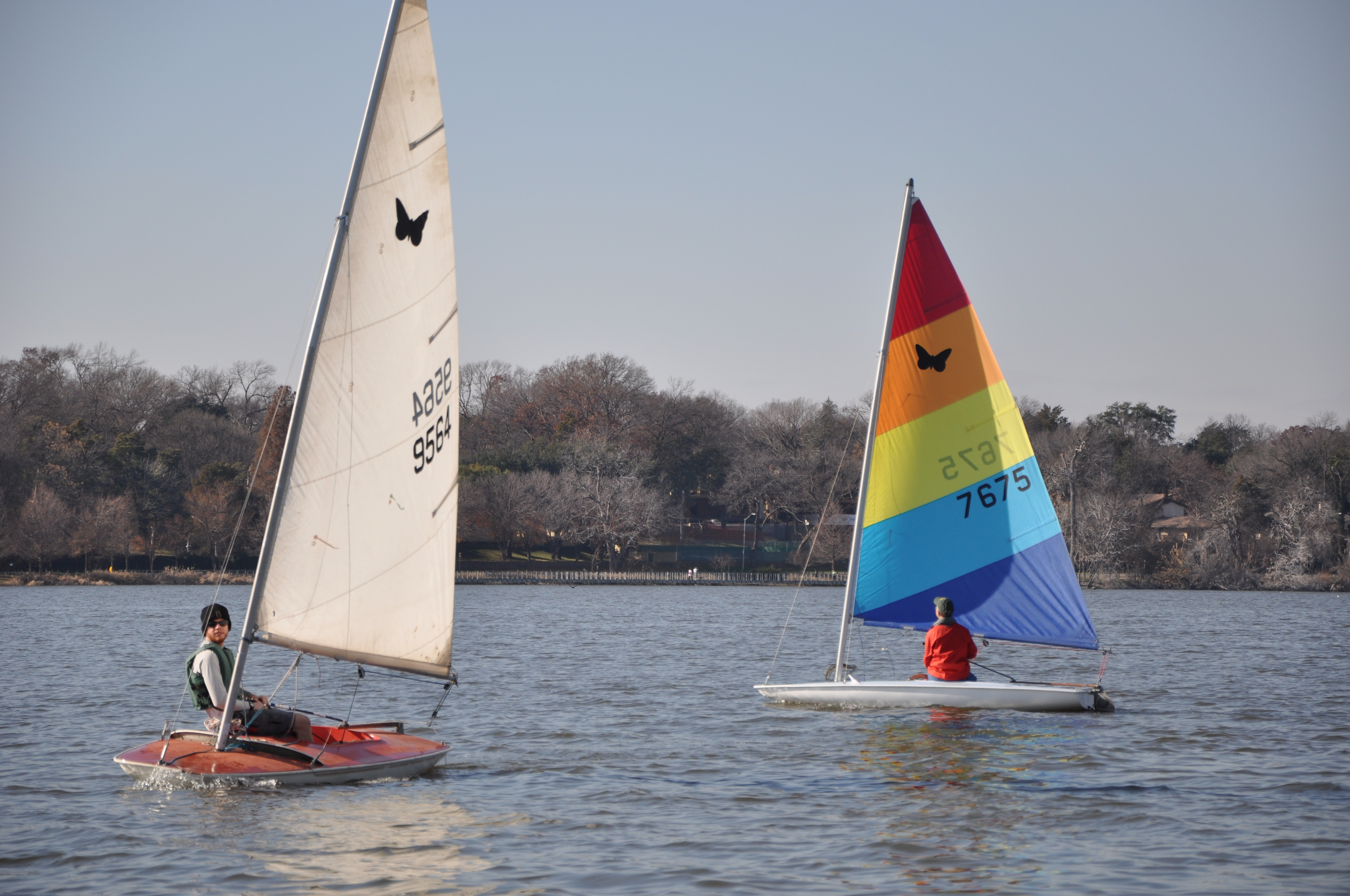 White Rock Boat Club | Sailing at White Rock Lake in Dallas